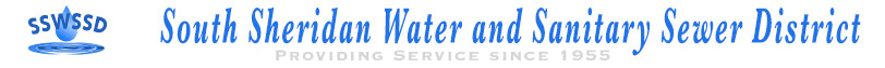 South Sheridan Water and Sanitary Sewer District